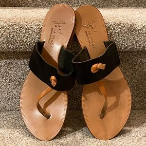 Joie leather strap sandals